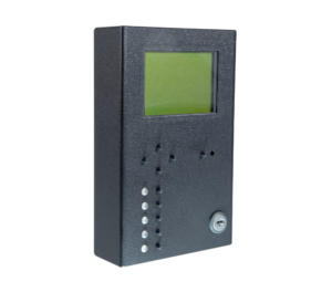 display enclosure